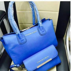 Charles & Keith Bags (Blue)