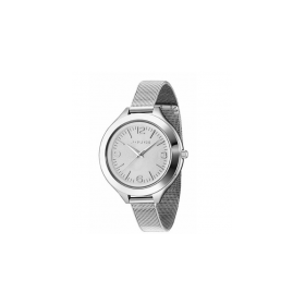5d93f75fd13 Watches    Police    POLICE Round Silver Dial Ladies Watch - ODKART ...
